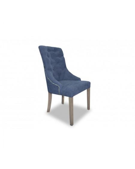 Krzesło Madame z pikowaniem i kołatką