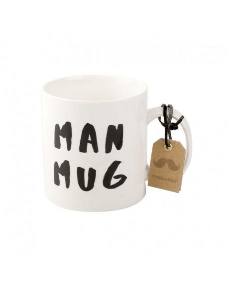 Kubek porcelanowy MAN MUG