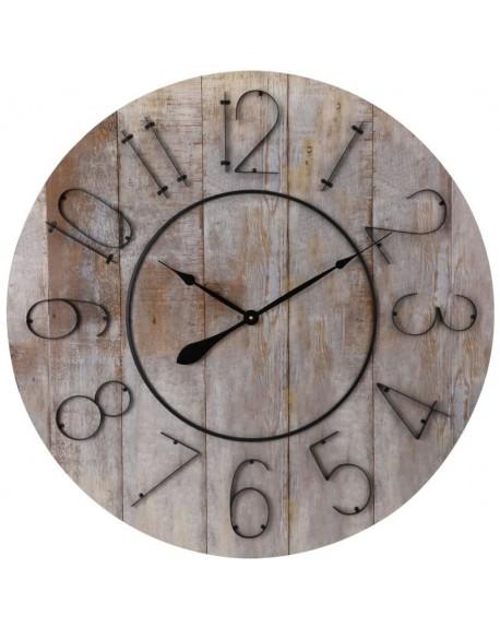 Zegar ścienny WOOD