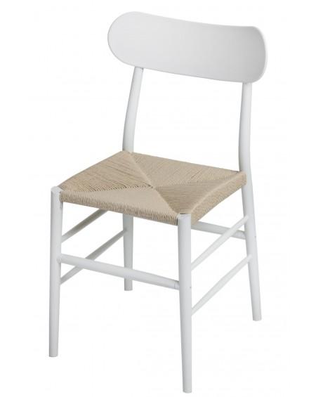 Krzesło Teo białe