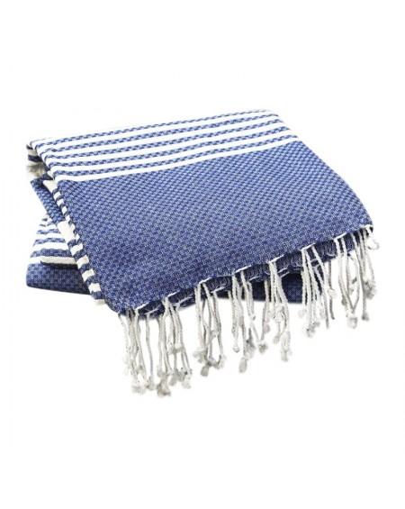Ręcznik/pled Ocean Blue