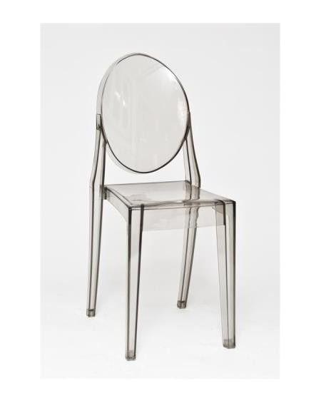 Krzesło Pure szare