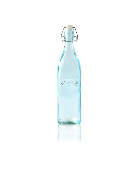 Butelka 1l niebieska, Colour Clip Top