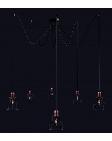 Lampa wisząca Works
