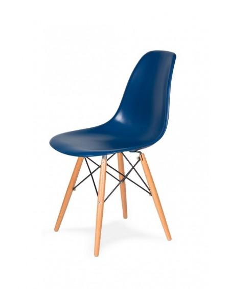 Krzesło Comet atramentowe