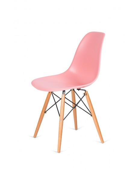 Krzesło Comet jasna brzoskwinia
