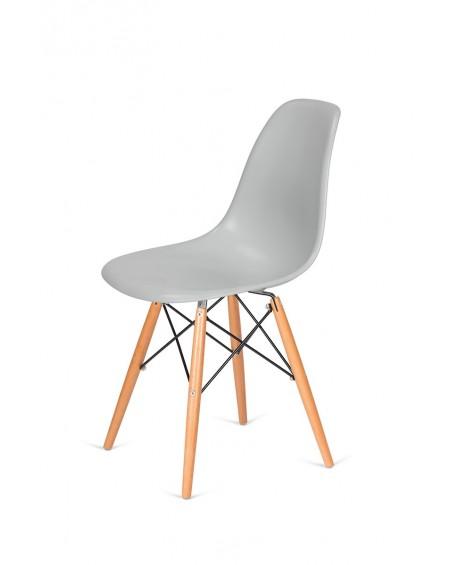 Krzesło Comet platynowe