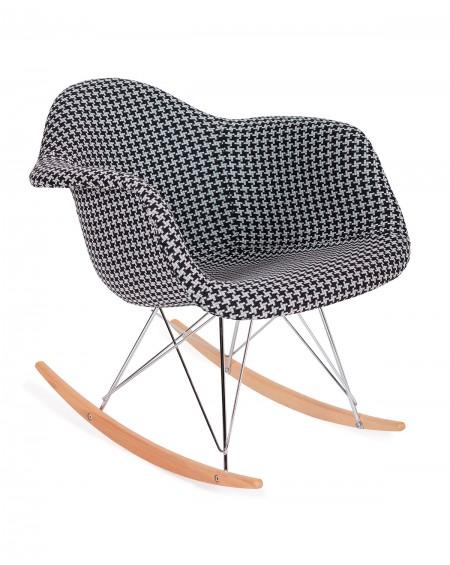 Krzesło Rubio Plush tetris