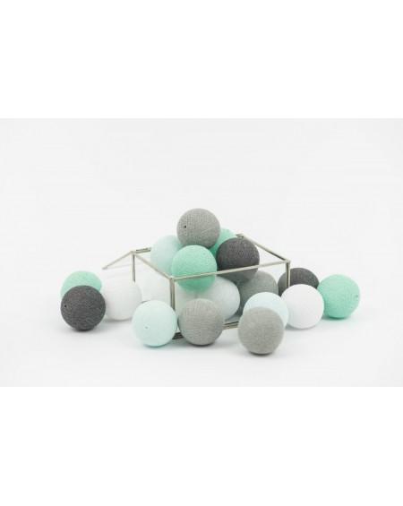 Cotton Balls Mint Love