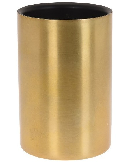 Cooler do wina złoty