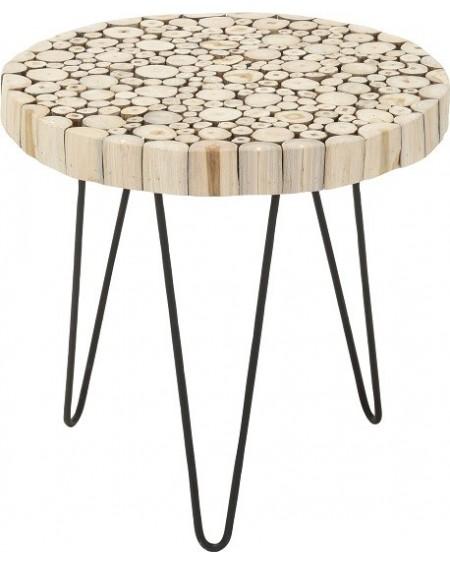Stolik kawowy drewno tekowe