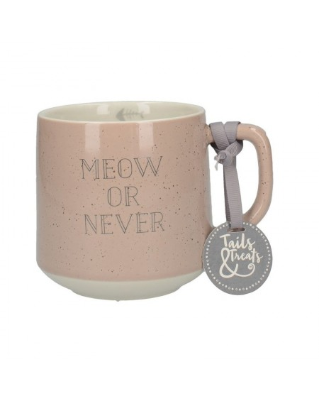 Kubek MEOW OR NEVER