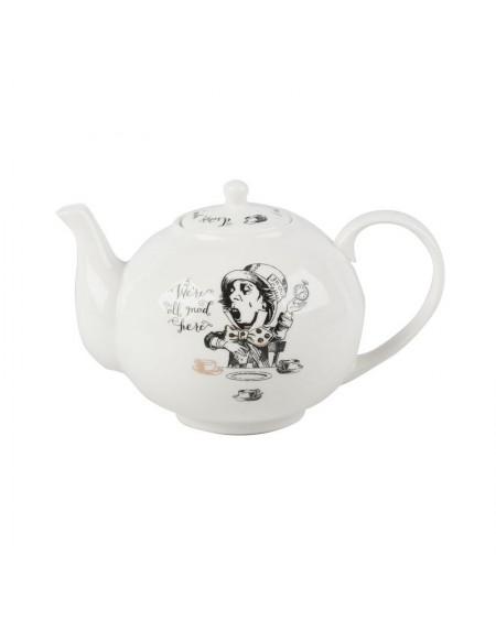 Dzbanek do herbaty Alicja w Krainie Czarów