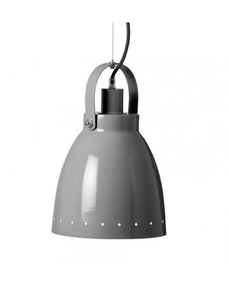 Lampa metalowa wisząca