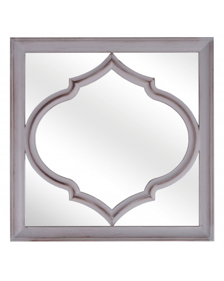 Lustro Moroccan w kwadracie