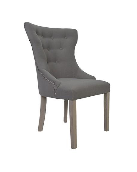 Krzesło tapicerowane Queen
