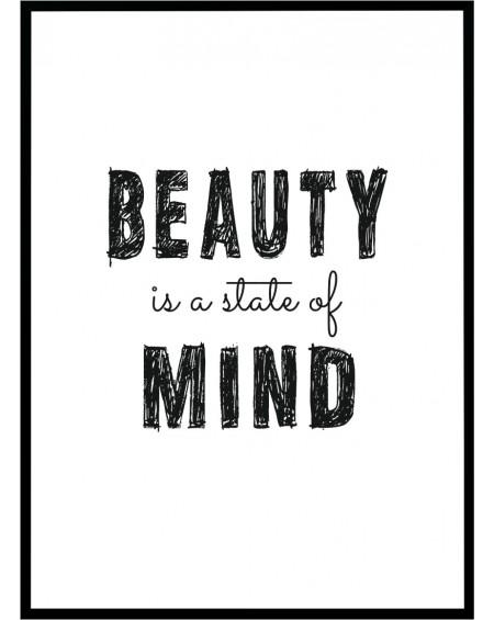Plakat w ramie Beauty 50x70