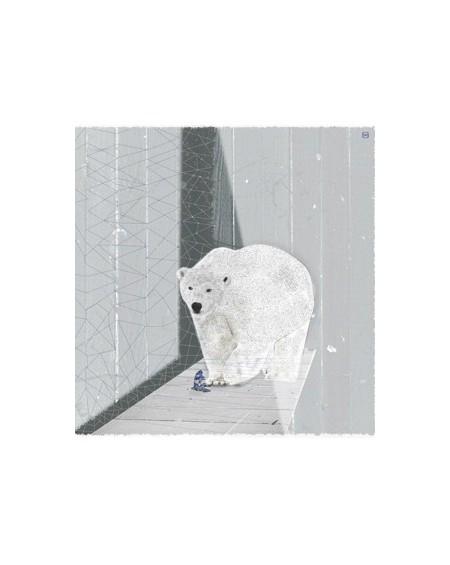 Obraz Nocny Niedźwiedź