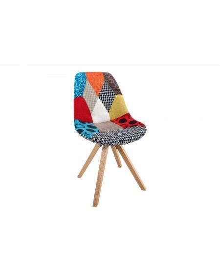 Krzesło Nord patchwork