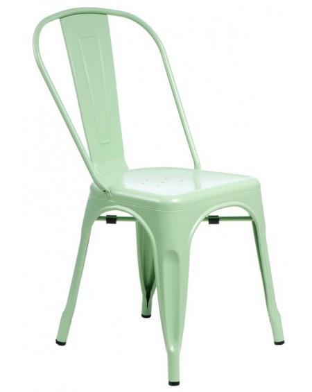 Krzesło Metalove mint