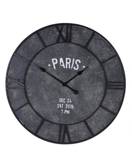 Zegar ścienny okrągły Paris