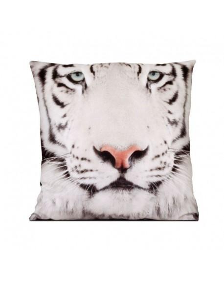 Poduszka Biały Tygrys