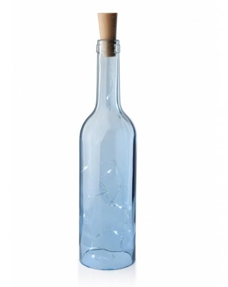 Butelka z LED'em