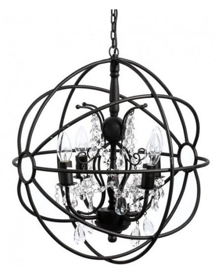 Lampa sufitowa Obręcze