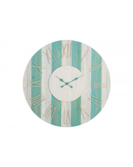 Zegar wiszący Azure/White