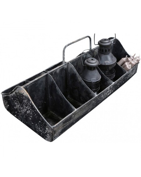 Pojemnik kosz metalowy Factory