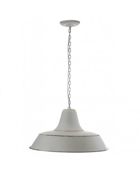 Lampa Logan biała matowa