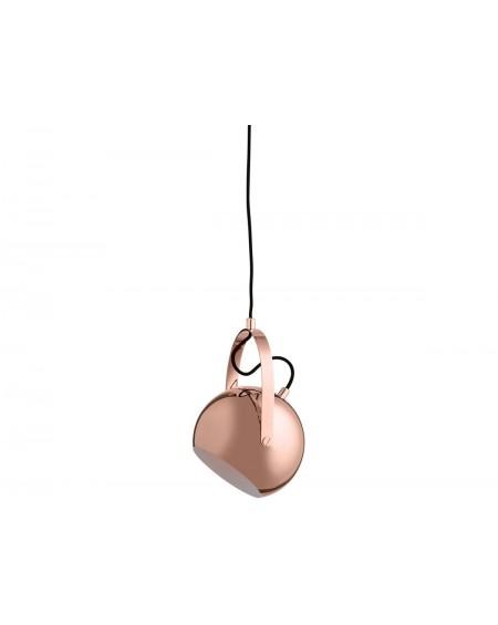 Lampa wisząca BALL miedziana