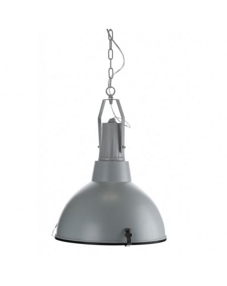 Lampa wisząca Lotti jasny popiel