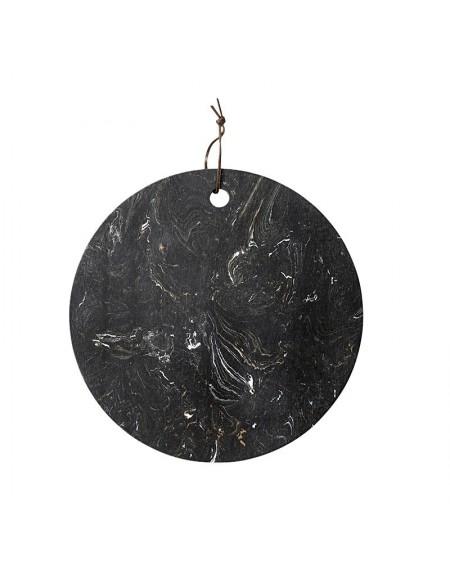 Deska do serwowania Metta z kamienia okrągła 30 cm