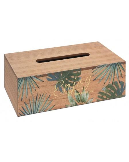 Pudełko na chusteczki Exotic