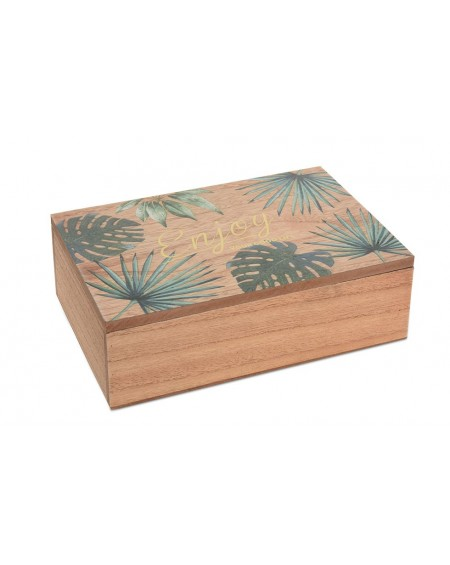 Pudełko na herbatę Exotic
