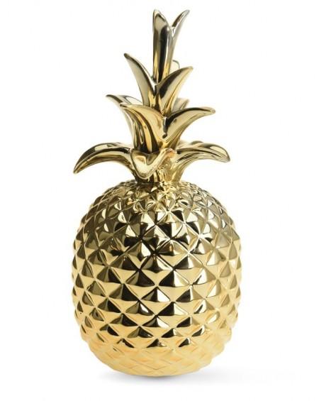 Ananas złoty 31,5 cm