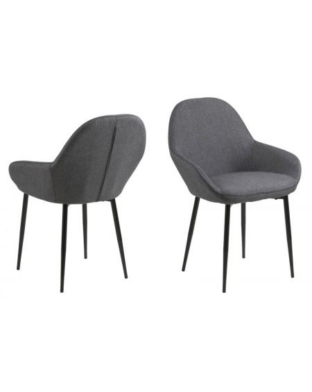 Krzesło Candis Grey