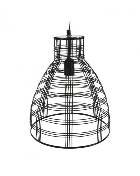 Lampa sufitowa metalowa wisząca 30x36 cm