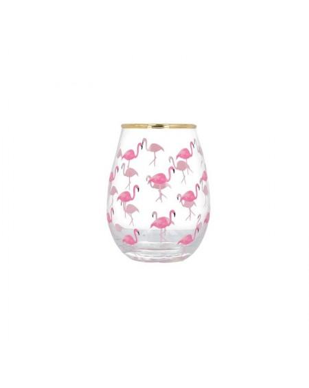 Szklanka do wina Flamingos