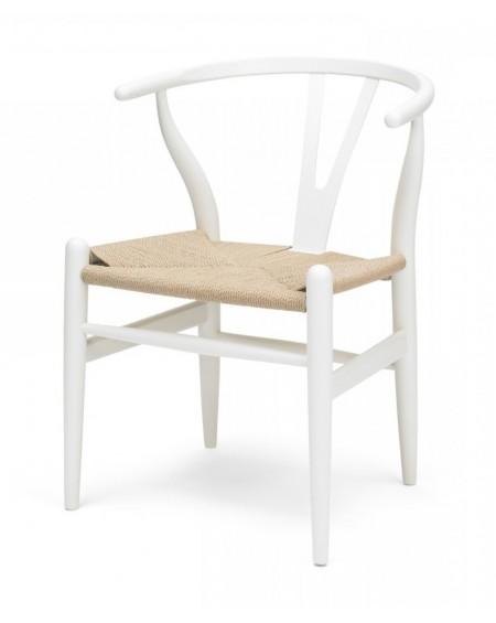 Krzesło Wood white