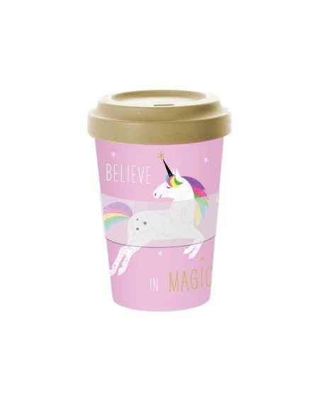 Kubek podróżny Pink Unicorn