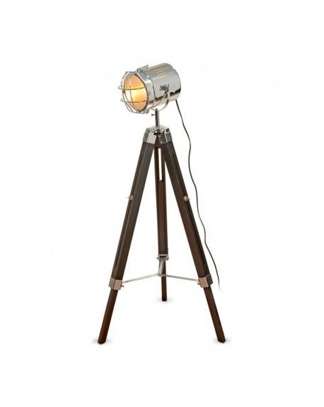 Lampa podłogowa trójnóg reflektor
