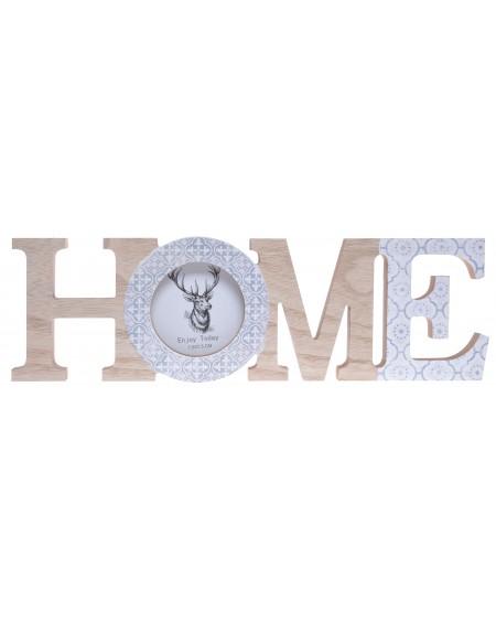 "Napis HOME ""ENJOY"""