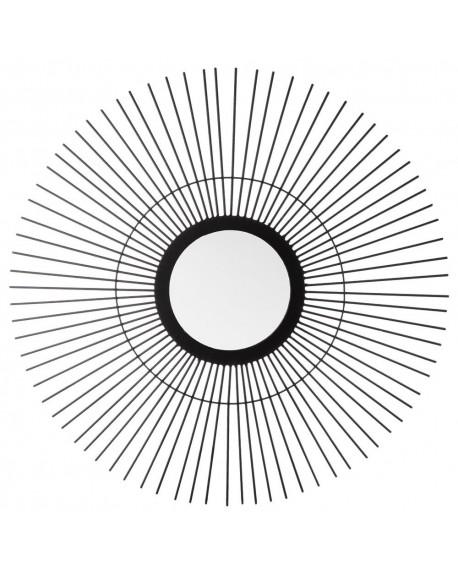 Lustro SUN czarne