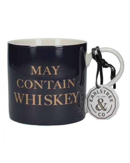 Kubek porcelasnowy Whiskey