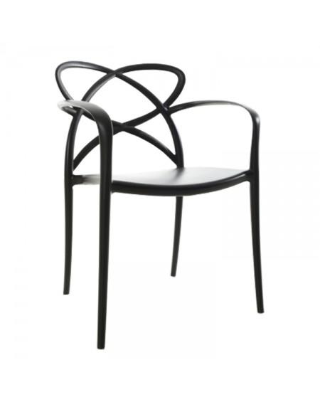 Krzesło ARCO czarne