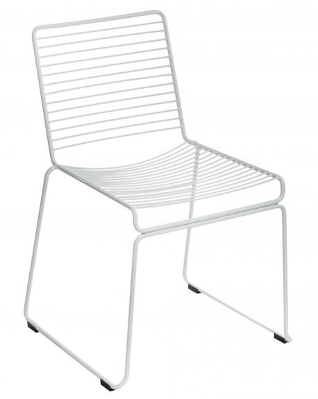 Krzesło metalowe Dilly