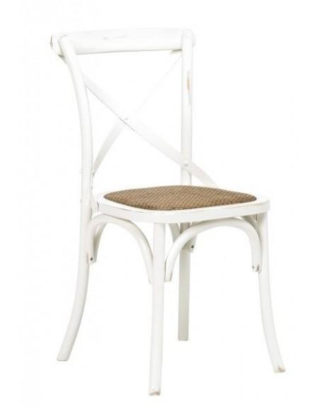 Krzesło Vintage white