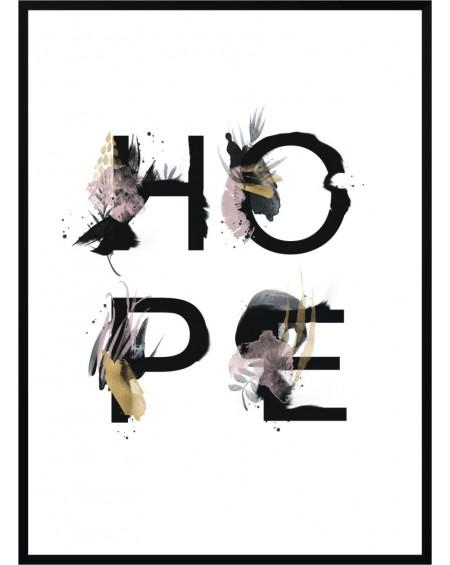 Plakat w ramie Hope 61x91